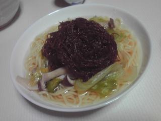 もずく野菜麺